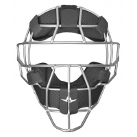 All Star FM4000 Black Umpire Mask