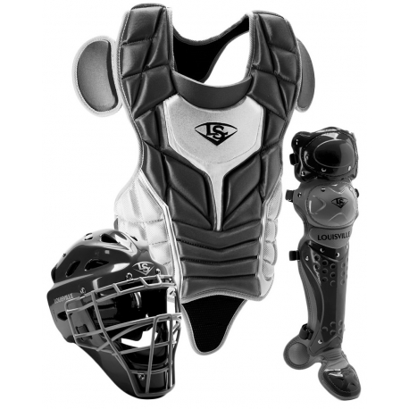 Intermediate Series 5 Catchers Kit - Louisville Slugger