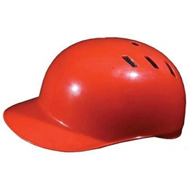 Diamond Coach's Skull Helmet Red