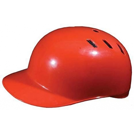 Diamond Coach's Skull Helmet Red