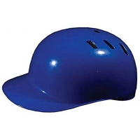 Diamond Coach's Skull Helmet Blue