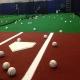 12' X 6' Clay Batting Mat Pro (Lined)
