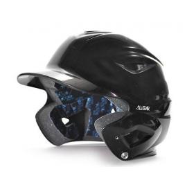 Youth All Star System 7 BH3010 Batting Helmet OSFA - Black