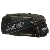 Gearbox Wheeled Player Bag - Diamond