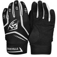 Omaha Youth Batting Gloves - Black
