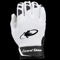 White Komodo V2 Batting Gloves