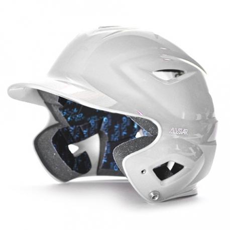 Youth All Star System 7 BH3010 Batting Helmet OSFA - White