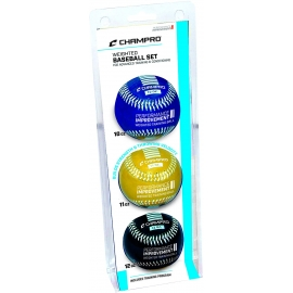 Weighted Ball Set 10,11,12 oz balls