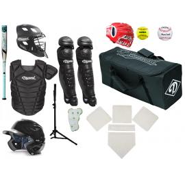 Intermediate School Package with catchers set