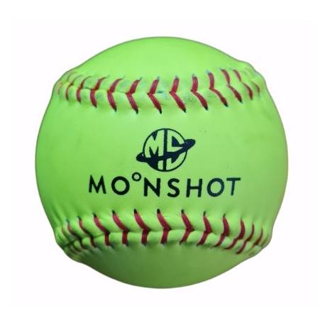 Moon Shot 12inch Leather Softball
