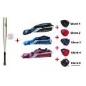 Ultimate TBall Set - Bat, Ball, Glove, Bag Deal - Moon Shot