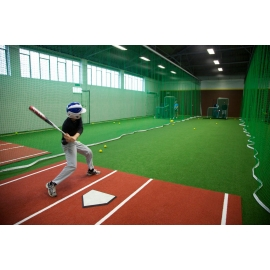 60 Minute Batting Cage Session