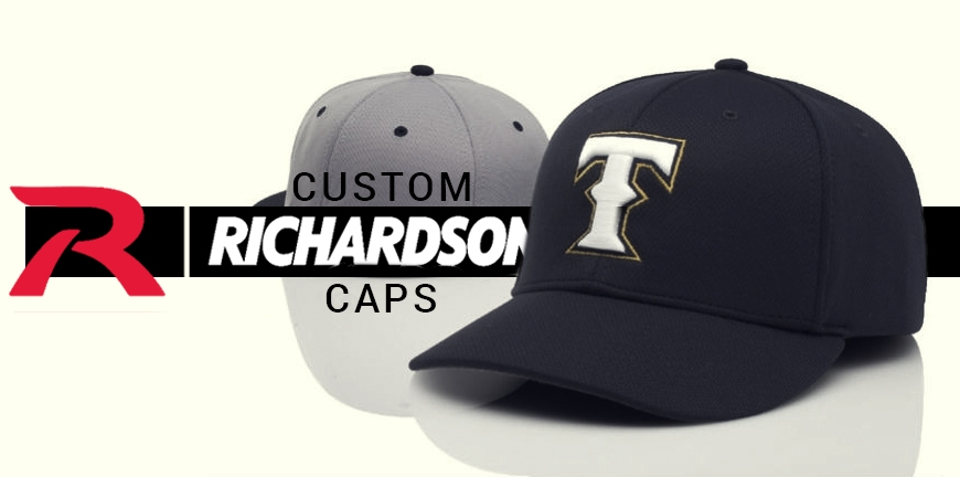 Customise your team cap today!