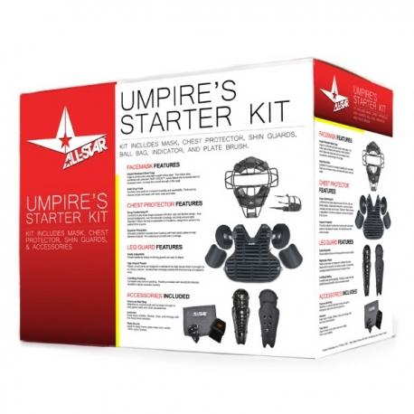 All Star - Full Umpires Kit