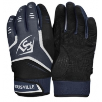 Omaha Youth Batting Gloves - Black