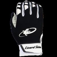 Black Komodo V2 Batting Gloves