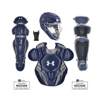 Under Armour Converge Victory Series Ages 9-12 Catchers Set, Navy