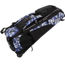 Boost iX3 Wheeled Player Bag - Diamond - Blue Camo