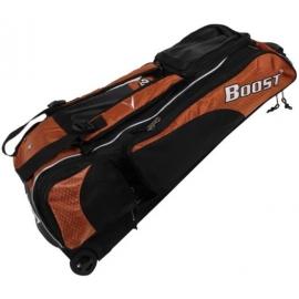 Boost iX3 Wheeled Player Bag - Diamond - Texas Orange