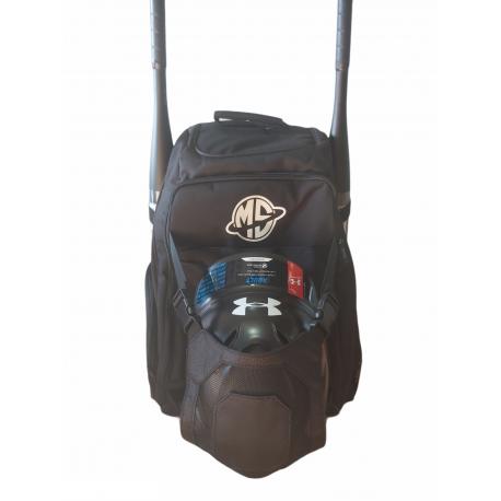 Pro Zero Gravity Backpack - Moon Shot - Black