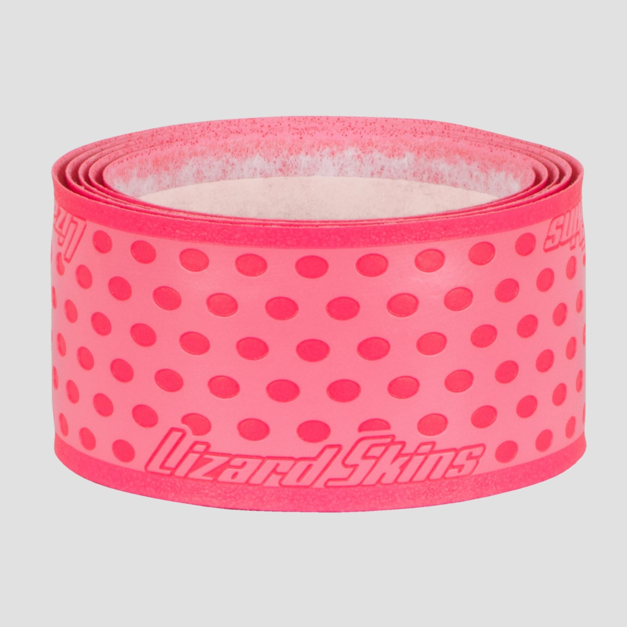 Neon Pink Lizardskin