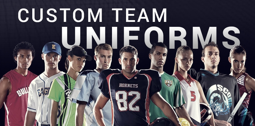 We make YOUR uniform the way YOU want!